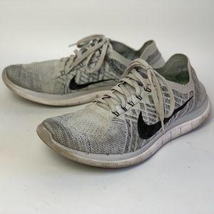 Nike Free Flyknit 4.0 Mens Sneaker Size 9.5